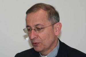 Monseigneur Thierry SCHERRER © Radio Fidélité Mayenne