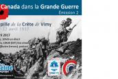 Le Canada dans la Première Guerre mondiale : La bataille de la crête de Vimy