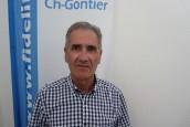 Michel Giraud, maire de Gennes-sur-Glaize