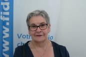 Simone THIREAU, Maire de Saint Cyr le gravellais