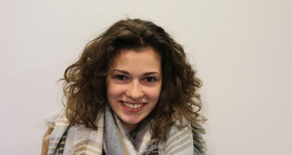 Thérèse Paré qui part en Jordanie avec Chrétiens d'Orient