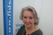 Bernadette BRESARD, candidate Alliance Écologiste Indépendante