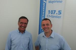Débat troisième circonscription de la Mayenne