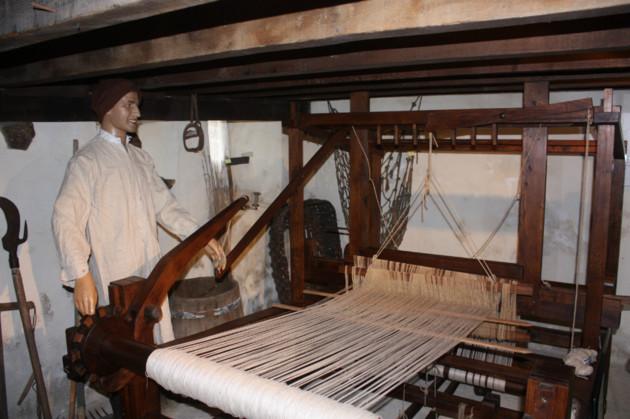 Musée des Tisserands à Ambrières les vallées