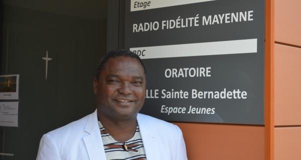 Abbé Etienne GANGA, prêtre burkinabais