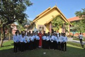 Retour du Père David Journault du Cambodge – Partie 1