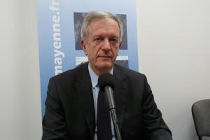 INVITÉ SPÉCIAL : Monsieur Frédéric VEAUX, Préfet de la Mayenne