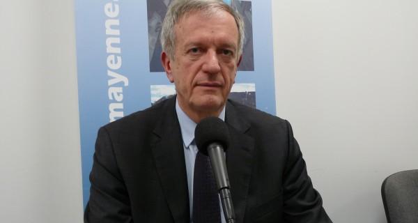 Réécoutez l'émission avec Monsieur Frédéric VEAUX, Préfet de la Mayenne