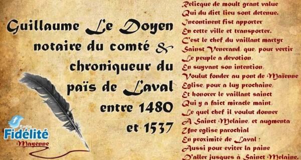 Guillaume le Doyen