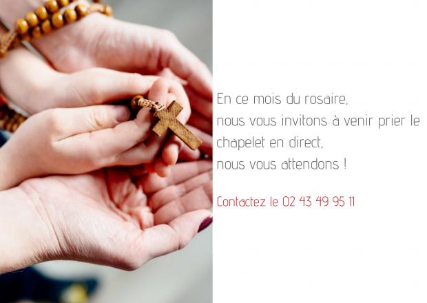 Mois du Rosaire