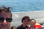 Agnès et Matthias de Chavagnac partent 6 mois en bateau.