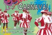 Le carnaval de Nuillé sur Vicoin, avec les Amis allemands de la commune jumelée.