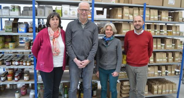 Le «Grenier d'épeautre» à Mayenne: alimentation et santé sous le patronage de Ste Hildegarde