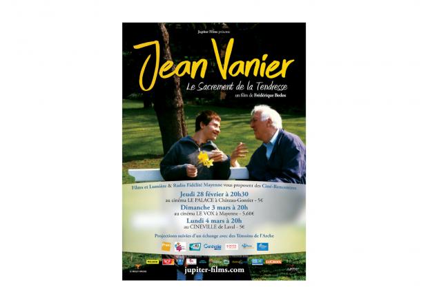 «Le sacrement de la tendresse», Jean Vanier