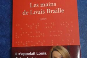 Hélène Jousse:  «Les mains de Louis Braille»