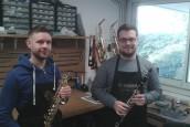L'Atelier Ventastic à Château Gontier: une vie donnée à la musique.