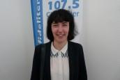 Géraldine Bannier : parlementaire, première femme élue député en Mayenne en 2017.