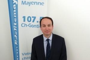 LES PARLEMENTAIRES MAYENNAIS : Guillaume CHEVROLLIER, Sénateur