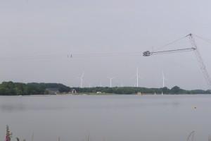 A la Rincerie, un parc éolien financé par du crowfunding