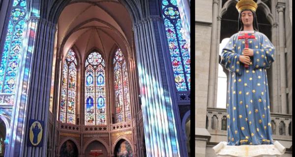 Apparition de Notre-Dame de Pontmain : un 149ème Anniversaire en direct sur Radio Fidélité
