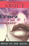 «Le Nez d'un notaire»  d'Edmond About