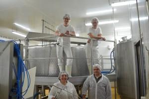 La «Fromagerie du Haut-Anjou» à Bierné : un régal!