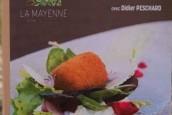 Didier Peschard , chef cuisinier mayennais