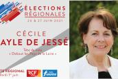 Cécile Bayle de Jessé, tête de liste de Debout les Pays de la Loire