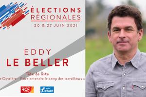 Eddy Le Beller, lutte ouvrière