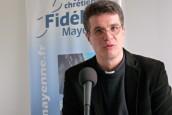 Le Père Cyrille Delort est en Birmanie depuis 3 ans.